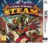 Nintendo 3DS Code Name Steam super gra foliopak