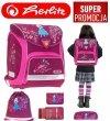 Herlitz Plecak szkolny sporti plus Flower Princess