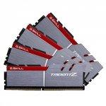 G.Skill 16GB DDR4-3600 Quad-Kit, F4-3600C17Q-16GTZ, Trident Z