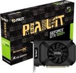 Palit GeForce GTX 1050 Ti StormX, HDMI, DisplayPort, DVI-D