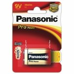 Panasonic Pro Power Gold 9V 6LR61PPG/1BP