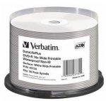 Verbatim DVD-RW 4,7 GB 4x, 50 szt.
