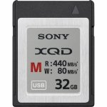 Sony XQD Memory Card M      32GB 150MB/s