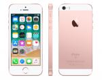 Apple iPhone SE 64GB rose gold renewed