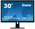Iiyama ProLite XB3070WQS-B1,  DisplayPort, HDMI, DVI-D (HDCP), Sound