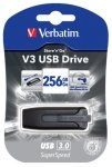 Verbatim Store n Go V3 USB 3.0 / grey 256GB