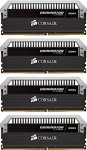 Corsair  16 GB DDR4-3200 Quad-Kit, CMD16GX4M4C3200C16, Dominator Platinum