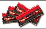 G.Skill DIMM 32 GB DDR3-2666 Kit F3-2666C12Q-32GTXD, TridentX+