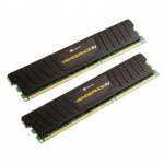 Corsair  8 GB DDR3-1600 Kit CML8GX3M2A1600C9, Vengeance LP