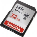 Sandisk SD 32GB Ultra UHSI 40MB/s