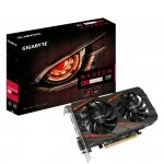 GIGABYTE Radeon RX 460 Windforce OC 2G, HDMI, DisplayPort, DVI-D