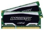 Crucial SO-DIMM 8 GB DDR3-1600 Kit,  Ballistix Sport, BLS2C4G3N169ES4CEU