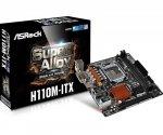 ASRock H110M-ITX H110