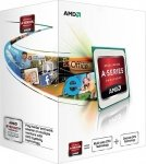 AMD   A4  5300  HD7480D   3.4GHz FM2 1.0MB Cache  65W retail