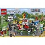 Lego 10244 Creator Jarmark Karuzela