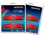 ADATA DIMM 32 GB DDR4-2400 Quad-Kit,  AX4U2400W8G16-QRZ, XPG Z1