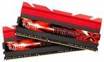 G.Skill DIMM 16 GB DDR3-2933 Kit F3-2933C12D-16GTXDG, TridentX+