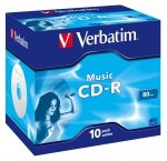 Verbatim CD-R 700 MB 16x, 10 Szt.