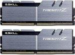 G.Skill 16 GB DDR4-3466 Kit, silber/czarny, F4-3466C16D-16GTZSK, Trident Z