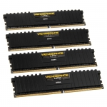 Corsair Vengeance LPX Black DDR4-2666 - CL16 - 32 GB