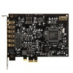 Creative Sound Blaster Audigy Rx - 7.1 - 106 dB - PCIe