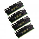 Corsair  16 GB DDR3-1600 Quad-Kit CMZ16GX3M4A1600C9, Vengeance