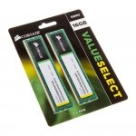 Corsair ValueSelect Series DDR3-1333 - CL9 - 16GB