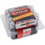 1x20 Ansmann Alkaline Mignon AA red-line Box