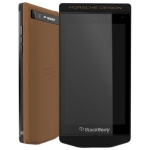 Blackberry P9982 Porsche 4G NFC 64GB cognac