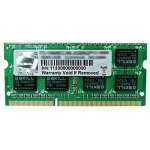 G.Skill SO-DIMM 4 GB DDR3-1600 F3-12800CL11S-4GBSQ, SQ-Serie