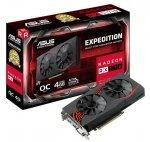 Asus RX 570 4GB EX OC