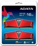 ADATA DIMM 16 GB DDR4-2133 Kit,  rot, XPG Z1
