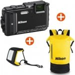 Nikon COOLPIX AW130 black Diving Kit