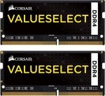 Corsair SO-DIMM 16GB DDR4-2133 Kit, CMSO16GX4M2A2133C15, Value Select