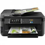 Epson WorkForce WF-7610DWF USB/(W)LAN, Scan, Kopie, Fax