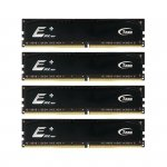 Team Group Elite Plus Black - DDR4-2400 - CL16 - Quad - 16 GB