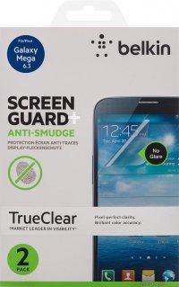 Folia Ochronna Belkin antysmugowa do Samsung Galaxy Mega 6.3 2-szt