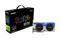 Palit GeForce GTX 1080 Gamerock Premium, HDMI, 3x DisplayPort, DVI-D