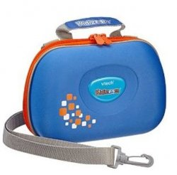 TORBA ETUI do VTech Kidizoom Duo Twist Plus niebieskie