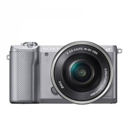 Sony Alpha 5000 Kit silver + SEL-P 16-50