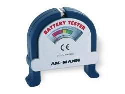 Ansmann Tester baterii