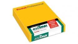 1 Kodak TMY 400         4x5 50 ark.