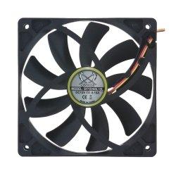 Scythe Slip Stream SY1225SL12L 3-Pin-/5,25-connectors, czarny