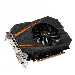 GIGABYTE GeForce GTX 1070 Mini ITX OC, HDMI, DisplayPort, 2x DVI-D