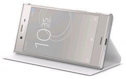 Sony SCSG20 Style Cover White Xperia XZ s