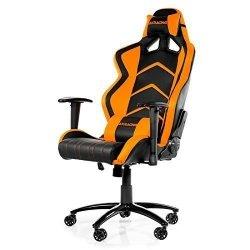 AKRACING Player Gaming Chair AK-K6014-BO czarny / orange