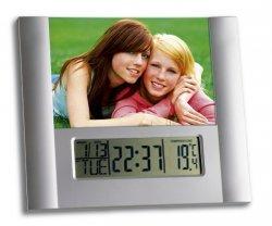 TFA 98.1093 Elektroniczny budzik z ramka do zdjec