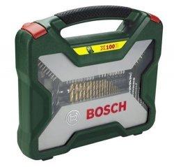 Bosch X-Line Titanium Set 100-częściowy