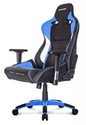 AKRACING ProX Gaming Chair AK-PROX-BL niebieski / czarny