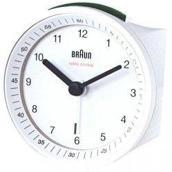 Braun BNC 007 Alarm Clock biały